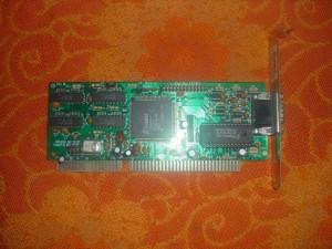 Trident  TVGA9000 ISA