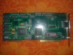 Tseng ET4000/W32P VESA