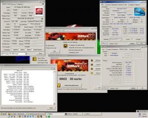 3,33GHz-en a 3Dmark2001