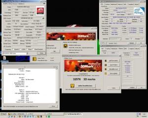 3520MHz-en a 3Dmark2001