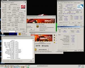 3630MHz-en a 3Dmark2001