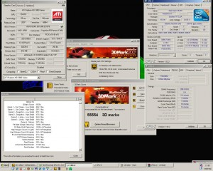 3,6GHz-en a  3Dmark2001