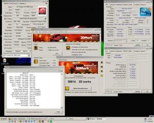 3,8GHz és a 3Dmark2001