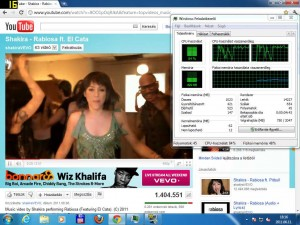 Youtube a Radeon 9800PRO-val