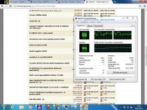 """scrollozásos """"teszt"""" a Radeon 9800PRO-val"""
