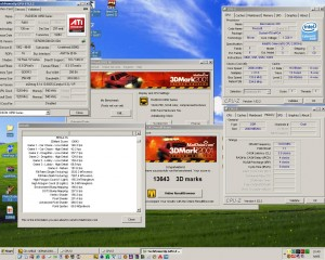 2,8GHz-en a 3Dmark2001
