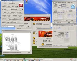 3,5GHz-en a 3Dmark2001