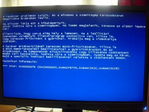 Hardveresen gyorsítja a kékhalált a CPU