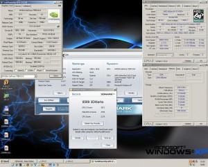 2860MHz-en a 3Dmark2006