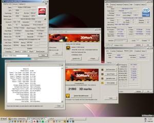 3,8GHz-en a 3Dmark2001
