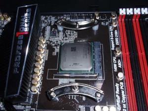 FX 8120 a helyén