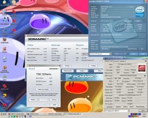 4320MHz és a 3Dmark2006