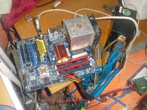 A Konfig a csudijó VGA kártyával