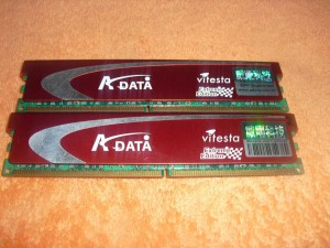 800MHz-es A-Data Vitesta Extreme DDR2