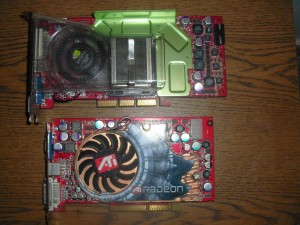 Geforce FX 5950 Ultra Vs. Radeon 9800 XT