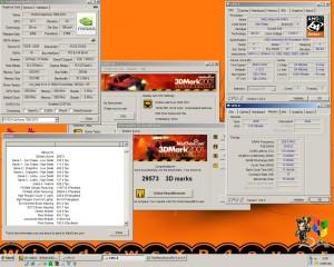 2640MHz-en a 3Dmark2001