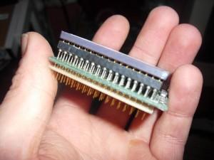 Átalakító és benne a kis 5X86-os
