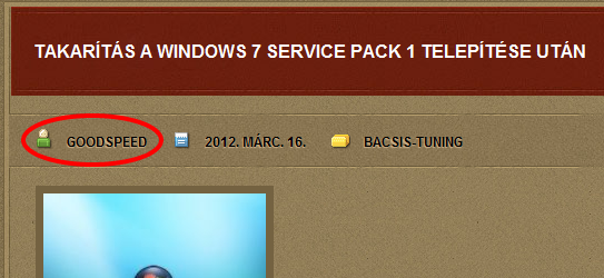 Takar t s a windows 7 service pack 1 telep t se ut n for Window 7 service pack 1