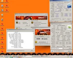 2200MHz-en a 3DMark2001