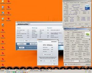 2200MHz-en a 3DMark2006