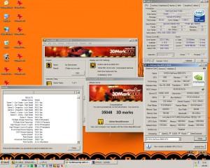 2330MHz-en a 3Dmark2001