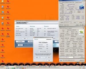 2330MHz-en a 3Dmark2006