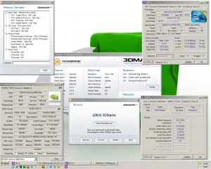 3000MHz-en a 3Dmark2001