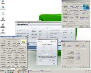 3000MHz-en a 3Dmark2006
