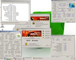3600MHz-en a 3Dmark2001