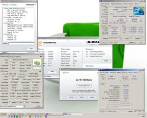 3600MHz-en a 3Dmark2003