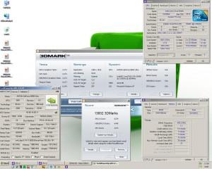 3600MHz-en a 3Dmark2006
