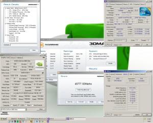 4000MHz-en a 3DMark2003