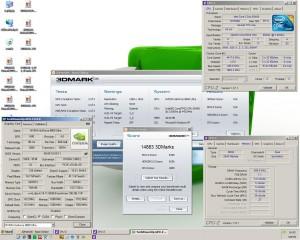 4410MHz-en a 3Dmark2006