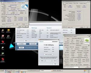 2800MHz-en a 3Dmark2006