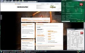 4000MHz-en a 3DMark2011