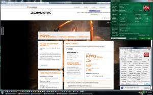 4500MHz-en a 3DMark2011