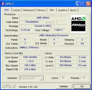 1080MHz