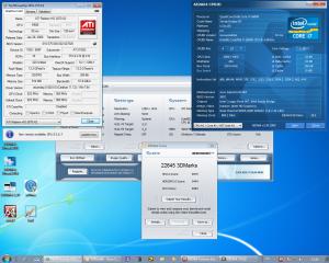 4300MHz-en a 3Dmark2006