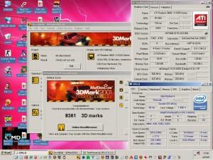 3Dmark2001 500/300-on