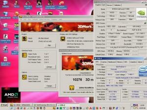Geforce 3 TI500 3Dmark2001