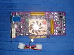 PNY Geforce4 TI4600