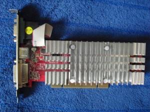 PCI-os Radeon HD2400PRO