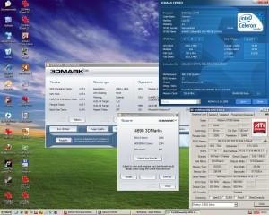 2500MHz-en a 3Dmark2006