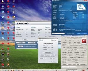 3200MHz-en a 3Dmark2006