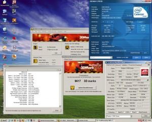 2400MHz-en a 3Dmark2001