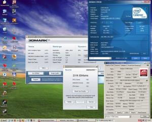 2400MHz-en a 3Dmark2006