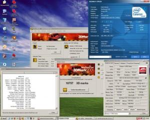 2880MHz-en a 3Dmark2001