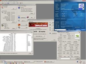 1000MHz-en a 3Dmark2000