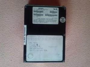 Imprimies MFM HDD