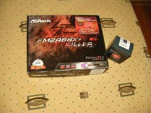 Asrock Fatality FM2+-al